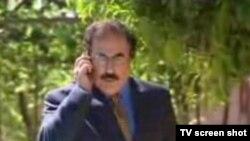 الممثل فلاح هاشم يؤدي أحد أدواره