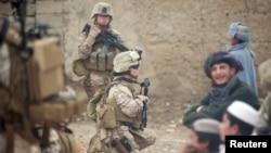 بیشترین حملات بالای نیروهای بینالمللی از صفوف نیروهای امنیتی افغان در سال ۲۰۱۲ میلادی صورت گرفت.