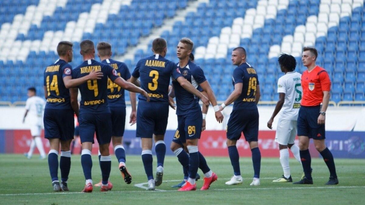 Футбол: «Днепр-1» получил Кубок престижа УПЛ