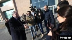 Արմեն Սարգսյան․ «Ես Հայաստանից չեմ գնացել, Հայաստանը շատ լավ գիտեմ»