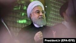 Ирандын президенти Хасан Роухани. 30-январь, 2019-жыл.