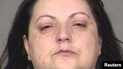 Обвинетата Расема Хандановиќ.