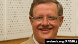 Белорусский оппозиционер Виктор Ивашкевич