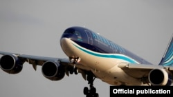 Azerbaijan -- AZAL - Azerbaijan Airlines