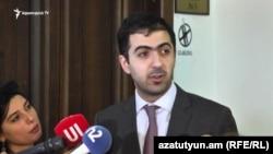 Адвокат Роберта Кочаряна Арам Орбелян