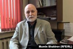 Николай Скуйбин – декан режиссерского факультета ВГИКа