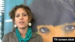 نرگس کلهر دختر مشاور رسانه ای محمود احمدی نژاد