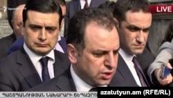 Վիգեն Սարգսյան․ Զինվորների քվեարկությունը չի ուղղորդվելու