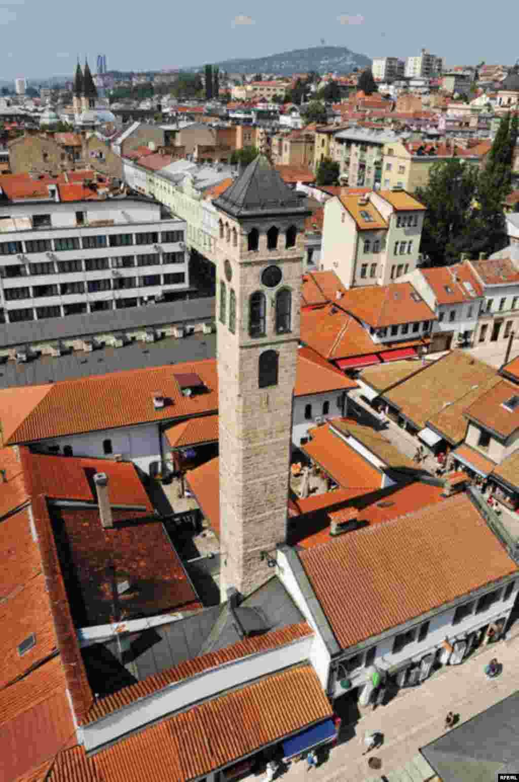 Sarajevska sahat-kula #2