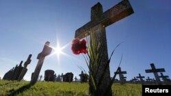 Varrezat e Luftës së Parë Botërore, në 'Vieil Armand'