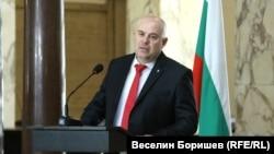 Болгария Бош прокурори Иван Гешев.