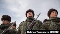 Бишкектеги Жазаларды аткаруу мамлекеттик кызматынын Кайтаруу жана күзөтүү департаментине быйыл 237 жоокер кызмат өтөөгө алынган.