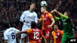 «Qalatasaray»-«Real Madrid»