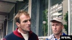 Mirzet Jahić i Ibrahim Kozarević, Foto: Maja Nikolić