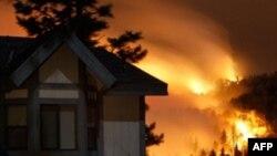 آتش سوزی های کالیفرنیا از روز یکشنبه آغاز شده است.