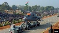 Hindistanyň MI-25 kysymly söweş dikuçary, Nýu Deli