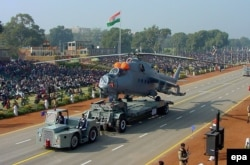 India recently donated four Mi-25 attack helicopters to Afghanistan.