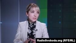 Тимчасова виконувачка обов'язків міністерки енергетики України Ольга Буславець