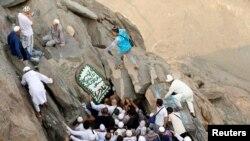 په سعودي عرب کې د حرا غار
