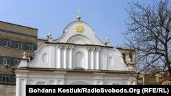 Брама Заборовського, східний фасад
