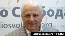 Голова Конституційної асамблеї Леонід Кравчук