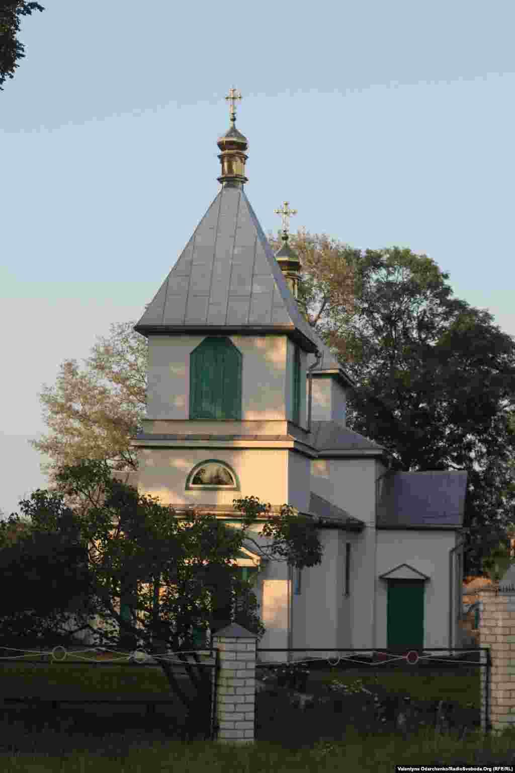 Півтисячолітня церква тисячолітнього Кураша