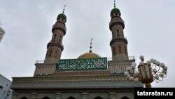 Мечеть в Урумчи. Иллюстративное фото.