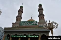 Татарская мечеть в Урумчи