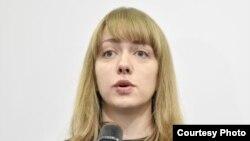 Татьяна Якубович, редактор Радио Донбасс.Реалии