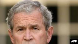 Президент Буш обнародовал этот план после совещания с рабочей группой по финансовым рынкам утром во вторник