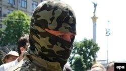 Командир батальйону «Донбас» Семен Семенченко