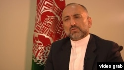 Afghan National Security Adviser Hanif Atmar