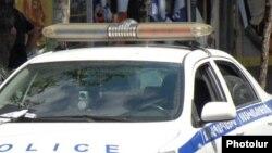Ճանապարհային ոստիկանության ավտոմեքենա, արխիվ