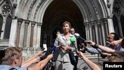 Вдова Александра Литвиненко Марина надеется на успех публичного судебного разбирательства