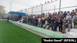 Аввалин варзишгоҳи мардумӣ дар Кӯлоб