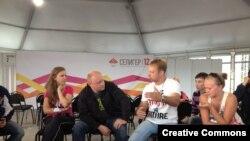 Сергей Белоконев встретился с иностранными гостями.