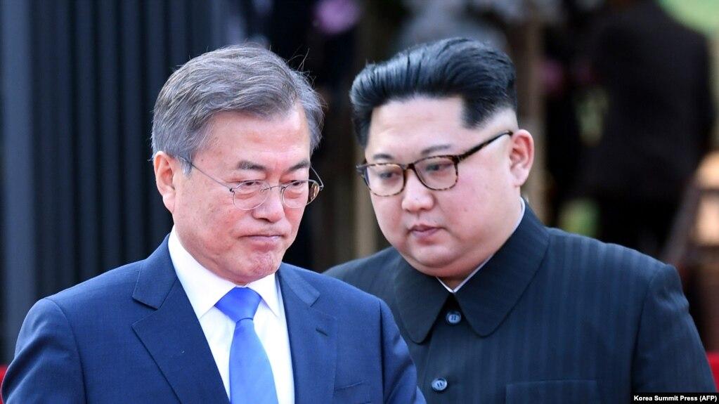 کره جنوبی میان آمریکا و کره شمالی «میانجیگری میکند»