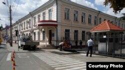 Здание МВД Крыма, Симферополь