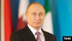 IРускиот претседател Владимир Путин