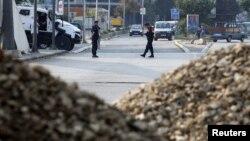 Barrikada në Mitrovicë...