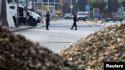 Mitrovicë, foto nga arkivi