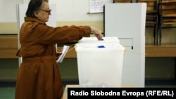 Втор круг од Локални избори 2013. Гласање.