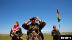 Kurdski borci u Iraku