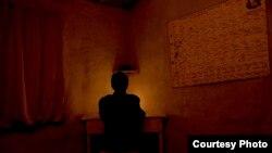 Кадр из фильма Эмира Байгазина «Раненый ангел». Фото предоставлено киностудией «Казахфильм».