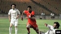 پژمان نوری (راست) محمد سالمین (چپ)