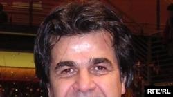 جعفر پناهی فیلمساز ایرانی (عکس: Rferl)