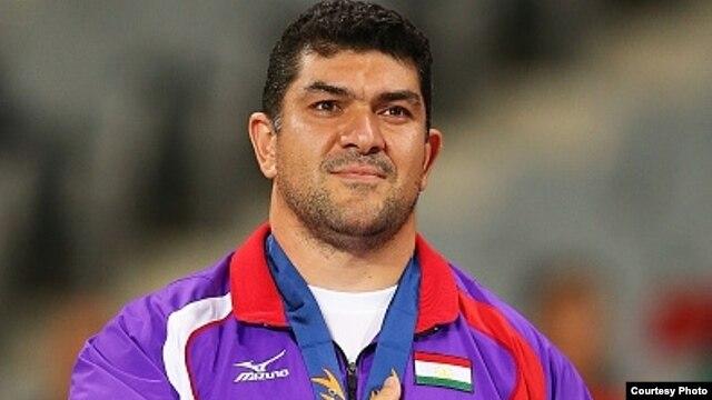Дилшод Назаров - лучший спортсмен 2014 года