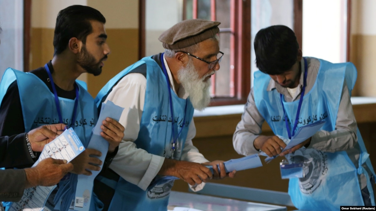 Record-Low Afghan Vote Turnout Could Plummet Further