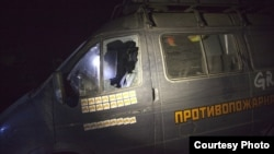 Нападение на лагерь экологов в Краснодарском крае
