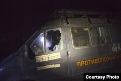 Последствия нападения на лагерь в Краснодарском крае
